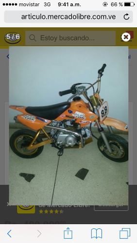 Vendo O Cambio Moto De Croos 75cc