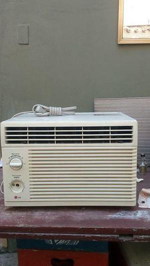 aire acondicionado de ventana lg  btu
