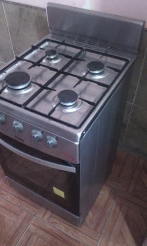 Horno de cocina electrico gasco punto fijo posot class for Cocina 06 hornillas