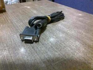 Cable Súper Video 4 Puntas A Db9 Color Negro Ver Imagenes