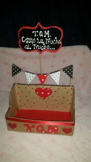 Detalles para el dia de el amor y la amistad