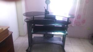 Mesa Para Computadora Tipo Escritorio De Tres Niveles