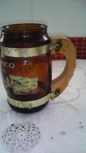 Mug Coleccion Barril San Francisco
