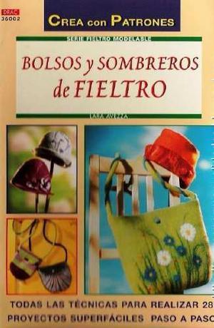 13 Revistas Para Manualidades Con Fieltro (lote 1)
