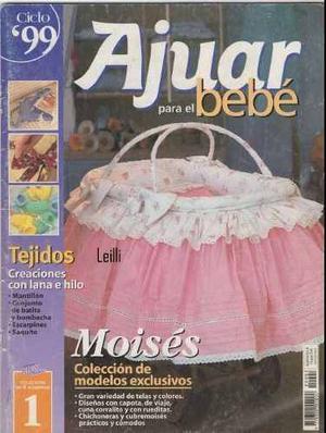 14 Revistas Para Tejer (lote 6) Especial Bebe