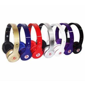 Audifono Beats Micro Sd Mp3 Bluetooth Tm-460 En Oferta