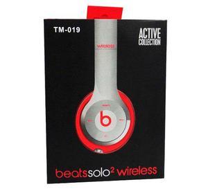 Audifono Beats Tm-019 Micro Sd Mp3 Bluetooth