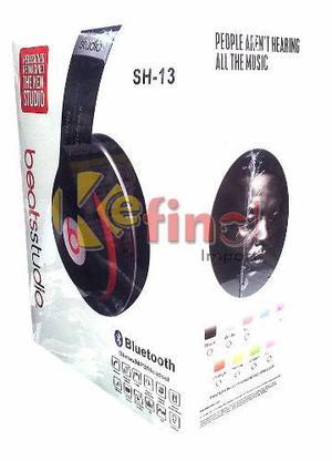 Audifono Monster Beats Bluetooth Inalambrico Mp3 Micro Sd Fm