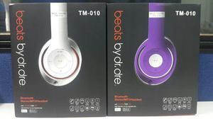 Audifonos Beats Tm 010 Bluetooth Micro Sd Fm