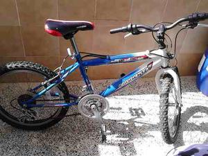 Bicicleta Corrente Rin 20 Modelo Medanos