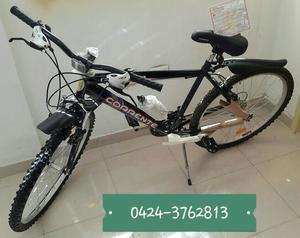 Bicicleta Corrente,modelo Perija, Rin 26