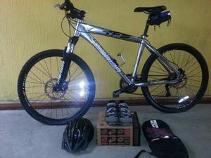 Bicicleta Merida Matts 500 + Accesorios!!
