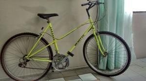 Bicicleta Montañera Benotto Verde Unisex Rin 26 Poco Uso