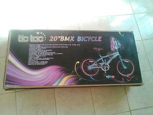 Bicicleta Para Niña Rin 20 (tic Tac Bmx)