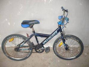 Biscicleta Ring 20 Specialized Usada En Perfecto Estado