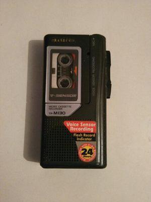Grabadora De Periodista Mini Cassette Aiwa