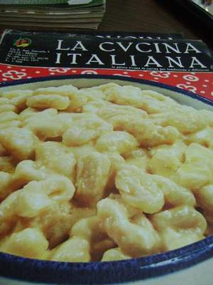 Lote De Revista Cocina Italiana Y Celiacos