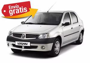 Manual De Taller Servicio Y Reparación Renault Logan