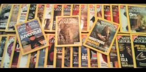 Vendo Lote De Revistas National Geografic En Perfecto Estado