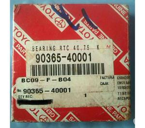 Vendo NUEVO rolinera toyota samurai #9036540001 para caja