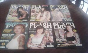 Vendo Revistas De Tatuajes Son 8 En bs