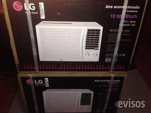 Aire acondicionado de ventana lg 12000 btu. en Punto Fijo,