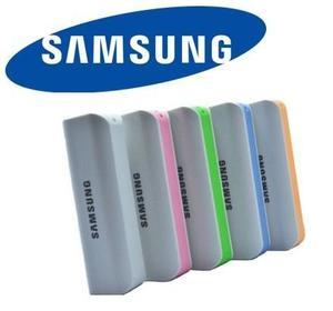 Cargador Portatil Power Bank Samsung  Mah. Tienda