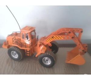 Excavadora Caterpillar POWER ROOTER Radio Contro, Juguete