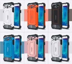 Forro Spigen Tech Armor Samsung S3 S4 S5 S6 Note 3 Note 4