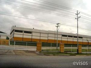 Galpón en venta en zona industrial de barquisimeto en