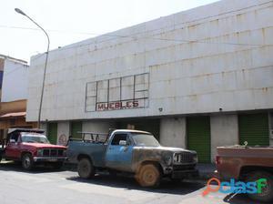 Galpon en plena zona comercial del centro de Barquisimeto