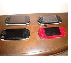 PSP para reparar o ser usados como repuesto