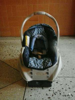 Porta Bebé Marca Graco Poco Uso Como Nuevo