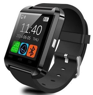 Reloj Inteligente Bluetooth Para Teléfonos Iphone Y Android