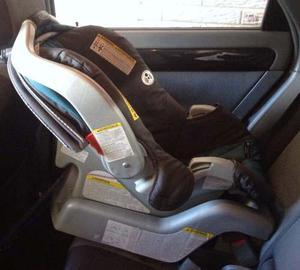 Silla Para Carro Con Base Marca Graco (usada)