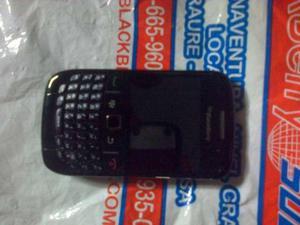 Vendo blackberry 8520 negro liberado en Araure, Venezuela