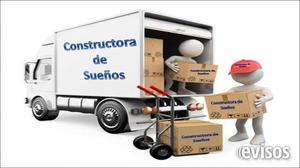 Viajes y mudanzas, transporte de todo tipo de carga y