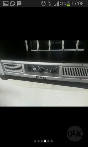 Amplificador Planta Power Qsc Gx5