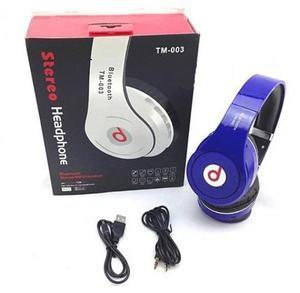 Audífono Beats Tm-003 Inalambrico Micro Sd Mp3 Bluetooth