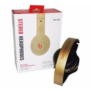 Audífono Beats Tm-460 Micro Sd Mp3 Bluetooth