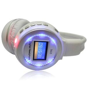 Audifonos Inalambricos, Bluetooth, Micro Sd 1.5 Lcd...