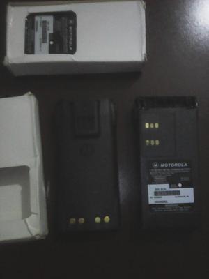 Bateria Radio Motorola Serie Pro