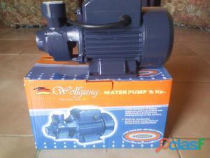 Bomba De Agua 12 Hp Marca Wolfgang Tecnología Alemana Nueva