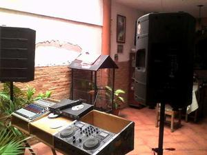 Consola De Sonido Display (ideal Para Fiestas Y Eventos)....