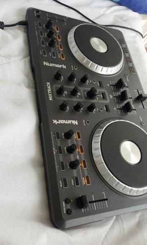 Controlador Numark Mix Track Como Nuevo Poco Uso