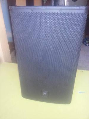 Corneta Electro Voice Amplificada