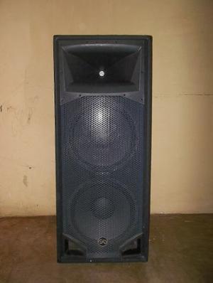 Corneta Pasiva Sp4 Sound Barrier De 15 Totalmente Nueva