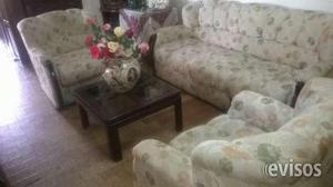 Juego de muebles de sala en Charallave, Venezuela