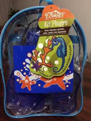 Kit De Buceo Ecology Para Niños