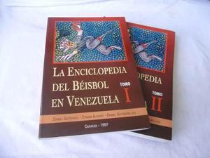 La Enciclopedia Del Beisbol En Venezuela